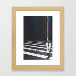 Bazaar #56 Framed Art Print