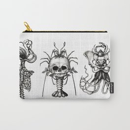 The Curiosities. Carry-All Pouch