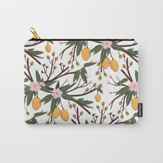 MANGO JAMBO Carry-All Pouch