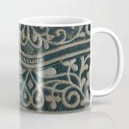 Embroidered Coffee Mug