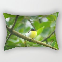 Sunbird Rectangular Pillow
