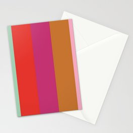 HARMONY Abstract Pattern Stationery Cards