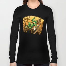 The Sistine Sewer Long Sleeve T-shirt