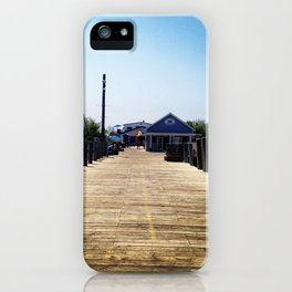 Kismet Fire Island iPhone Case