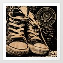 Ramones Shoes by aleborges