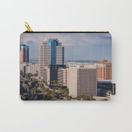 Downtown Long Beach Carry-All Pouch
