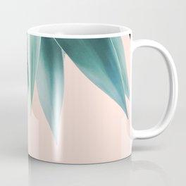 Agave fringe - peach Coffee Mug