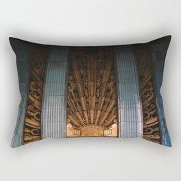 Eastern Building, Los Angeles II Rectangular Pillow