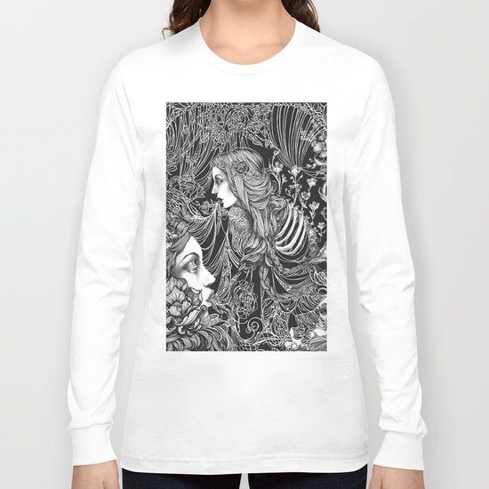 Brimming Thoughts Long Sleeve T-shirt