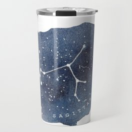 sagittarius constellation zodiac Travel Mug