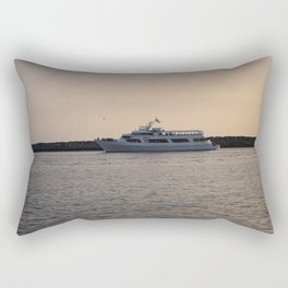 Sunset Cruise Rectangular Pillow