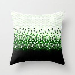 Tech Camouflage 2.0 Throw Pillow