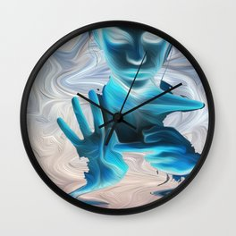 VxV Wall Clock