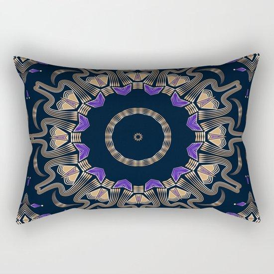 Art Deco. No. 3 Rectangular Pillow