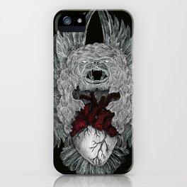 Daniel 7:4 iPhone Case