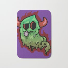 Stink Demon Bath Mat