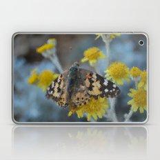 glass butterfly Laptop & iPad Skin