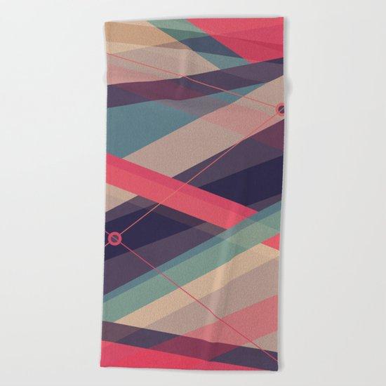 Shockwave Beach Towel