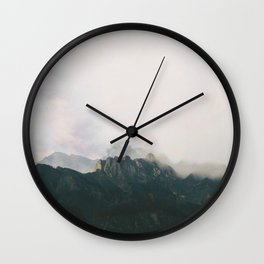 Seeing double. Wall Clock