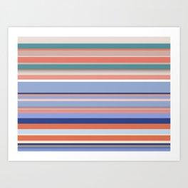Second Quartet Art Print