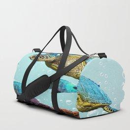 Sea Turtles Duffle Bag