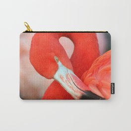 Flamingo20150301 Carry-All Pouch