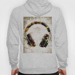 Headphone Rock Hoody
