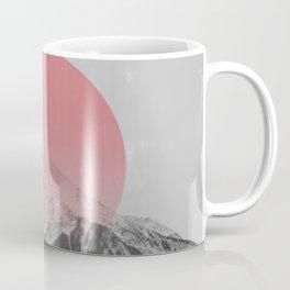 Dreaming of Pink Mountains Coffee Mug