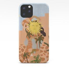 Soul full of sunshine iPhone Case