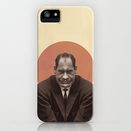 WALTER iPhone Case