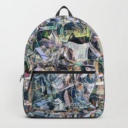 Cubism Warp Backpack