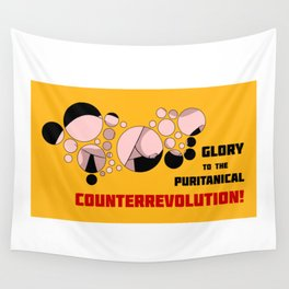 Counterrevolution Wall Tapestry