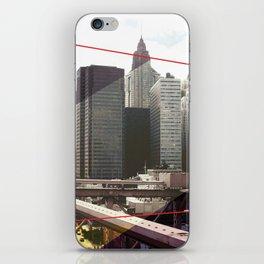 NY01 iPhone Skin