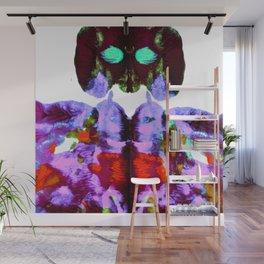 Jewel Moth Wall Mural