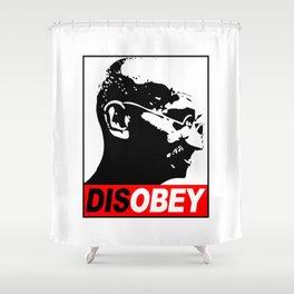 Mahatma Gandhi Civil Disobedience Shower Curtain