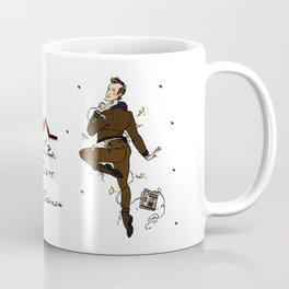 Deputy Andy Brennan Pin-up Coffee Mug