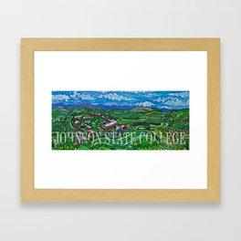 JSC Framed Art Print