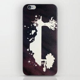 Space Trees. iPhone Skin