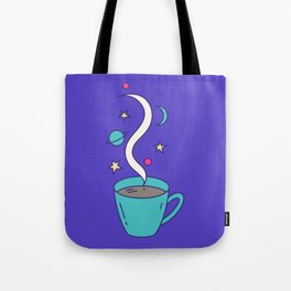 The Universe in my Cup Tote Bag