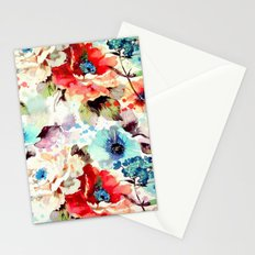 Poppies 03 Stationery Cards
