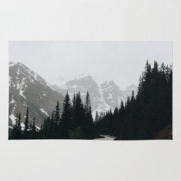 Moraine Lake Road Rug