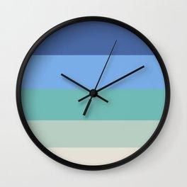Endless Summer Hydrangea Wall Clock