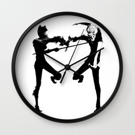 Shizuo & Celty Wall Clock