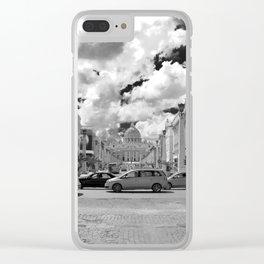 Basilica Sancti Petri Clear iPhone Case