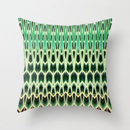 Coconut Palm Indonesia 2 Throw Pillow