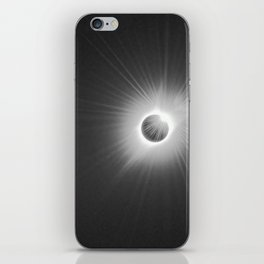 Solar Eclipse -2017 iPhone Skin