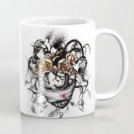 The Wounded Frida Kahlo Coffee Mug