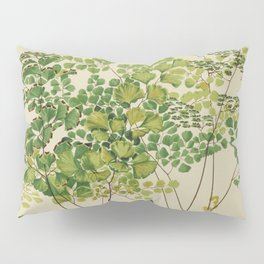 Maidenhair Ferns Pillow Sham
