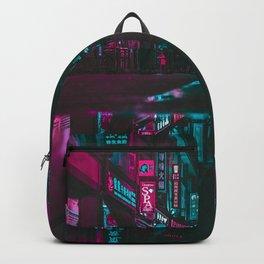 Vaporwave Reflections Backpack