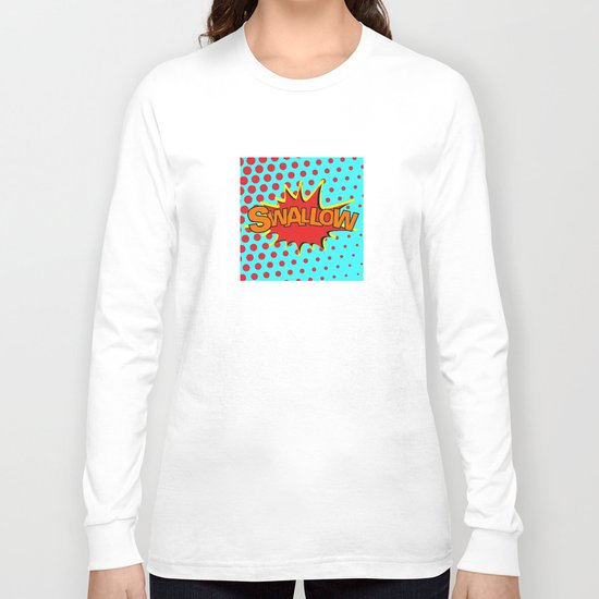 SWALLOW Long Sleeve T-shirt